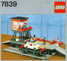 Набор LEGO 7839 Car Transport Depot
