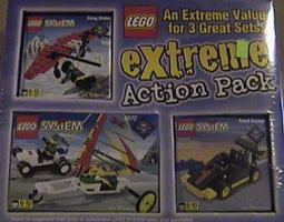 Набор LEGO 78597 Extreme Action Pack