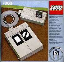 Набор LEGO 7863 Remote Controlled Point Motor