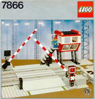 Набор LEGO 7866 Remote Controlled Road Crossing