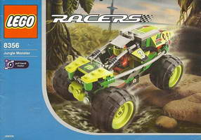 Набор LEGO 8356 Jungle Monster