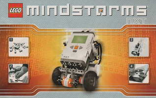 Набор LEGO 8527 Mindstorms NXT