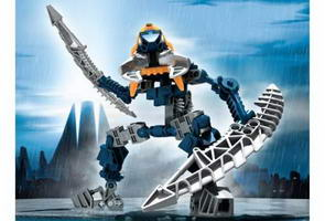 Набор LEGO 8615-2 Vahki Bordakh Limited Edition with Movie Edition Vahi and Disk Of Time
