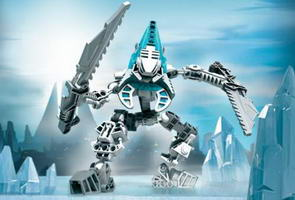 Набор LEGO 8619-2 Vahki Keerakh Limited Edition with Movie Edition Vahi and Disk Of Time