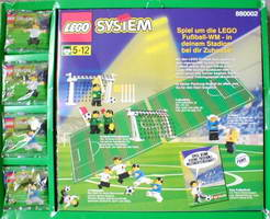 Набор LEGO 880002 World Cup German Starter Set
