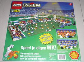 Набор LEGO 880002-2 World Cup Dutch Starter Set