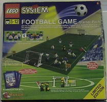 Набор LEGO 880002-3 World Cup UK Starter Set