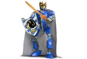 Набор LEGO 8809 King Mathias (Series 1) Limited Edition with Map and Cape, US