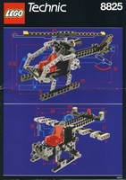 Набор LEGO 8825 Night Chopper