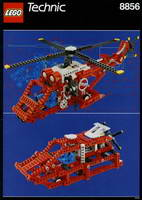 Набор LEGO 8856 Whirlwind Rescue