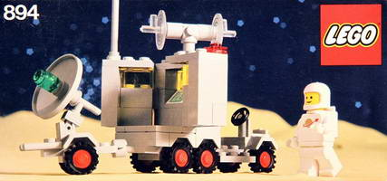 Набор LEGO 894 Mobile Ground Tracking Station