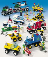 Набор LEGO 9369 Lego Dacta Community Vehicles