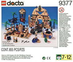 Набор LEGO 9377 Lego Dacta Adventurers Set
