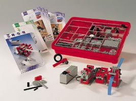 Набор LEGO 9607 Technology Activity Set