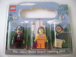 Набор LEGO Alpharetta LEGO Store Grand Opening Exclusive Set, North Point Mall, Alpharetta, GA