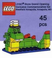 Набор LEGO Annapolis LEGO Store Grand Opening Exclusive Set, Westfield Annapolis, Annapolis, MD