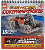 Набор LEGO B110 Crazy Action Contraptions (Klutz) Vol. 2