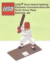 Набор LEGO Braintree LEGO Store Grand Opening Exclusive Set, South Shore Plaza, Braintree, MA