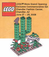 Набор LEGO Chandler LEGO Store Grand Opening Exclusive Set, Chandler Fashion Center, Chandler, AZ