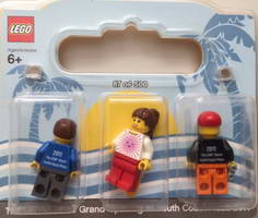 Набор LEGO CostaMesa LEGO Store Grand Opening Exclusive Set, South Coast Plaza, Costa Mesa, CA