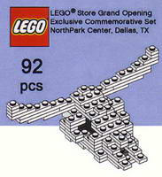 Набор LEGO Dallas LEGO Store Grand Opening Exclusive Set, NorthPark Center, Dallas, TX