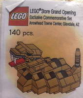 Набор LEGO Glendale LEGO Store Grand Opening Exclusive Set, Arrowhead Towne Center, Glendale AZ
