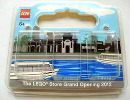 Набор LEGO Houston-3 LEGO Store Grand Opening Exclusive Set, The Woodlands Mall, Houston, TX
