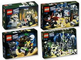Набор LEGO K1383 Scary Monster Madness Kit