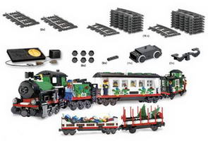 Набор LEGO K2159 Holiday Train Starter Collection