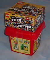 Набор LEGO K4103 Creator Bucket bundled with 4782 (TRU Exclusive)