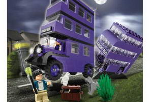 Набор LEGO K4755 Knight Bus Collection