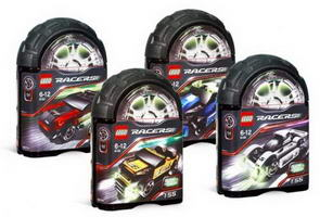 Набор LEGO K8148 Mini Racers Collection