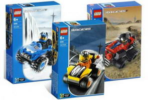Набор LEGO K8358 Night Sprinter Kit