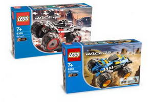 Набор LEGO K8383 Off-Road Racers Collection