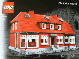Набор LEGO LIT2009 LEGO Inside Tour (LIT) Exclusive 2009 Edition - Ole Kirk's House