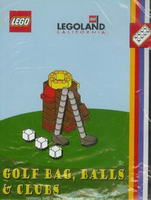 Набор LEGO LLCA26 Golf Bag, Balls & Clubs (Legoland California)