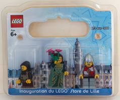 Набор LEGO Lille LEGO Store Grand Opening Exclusive Set, Euralille, Lille, France