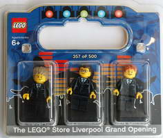 Набор LEGO Liverpool LEGO Store Grand Opening Exclusive Set Liverpool UK