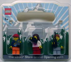 Набор LEGO LoneTree LEGO Store Grand Opening Exclusive Set, Vistas Court, Lone Tree, CO