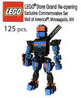 Набор LEGO Minneapolis-2 LEGO Store Grand Re-opening Exclusive Set, Mall of America, Bloomington, MN