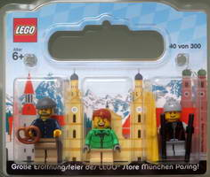 Набор LEGO Munich LEGO Store Grand Opening Exclusive Set, Pasing Arcaden, MГјnchen, Germany