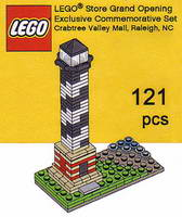 Набор LEGO Raleigh LEGO Store Grand Opening Exclusive Set, Crabtree Valley Mall, Raleigh, NC