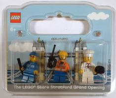 Набор LEGO Stratford LEGO Store Grand Opening Exclusive Set, Westfield Stratford, UK
