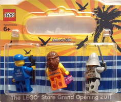 Набор LEGO Sunrise LEGO Store Grand Opening Exclusive Set, Sawgrass Mills, Sunrise, FL