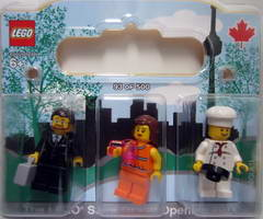 Набор LEGO Toronto-2 LEGO Store Grand Opening Exclusive Set, Fairview Mall, Toronto, ON, Canada