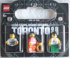 Набор LEGO Toronto-3 LEGO Store Grand Opening Exclusive Set, Yorkdale Mall, Toronto, ON, Canada