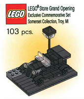 Набор LEGO Troy LEGO Store Grand Opening Exclusive Set, Somerset Collection, Troy, MI