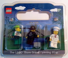 Набор LEGO Victor LEGO Store Grand Opening Exclusive Set, Eastview Mall, Victor, NY