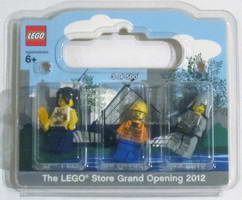 Набор LEGO Wauwatosa LEGO Store Grand Opening Exclusive Set, Mayfair, Wauwatosa, WI