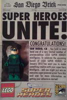 Набор LEGO comcon013 Super Heroes Unite - Green Lantern - San Diego Comic-Con 2011 Exclusive